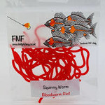FNF FNF SQUIRMY WORM - Bloodworm Red