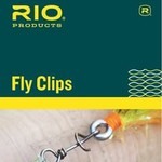 RIO RIO FLY CLIPS  TWIST CLIPS 10 PACK SIZE 3
