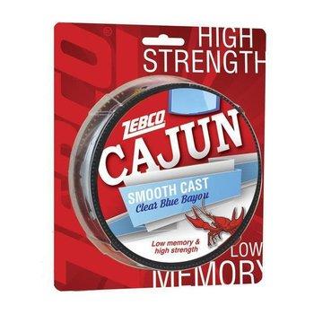 Cajun Cajun Monofilament Pony 6lb Clear Blue