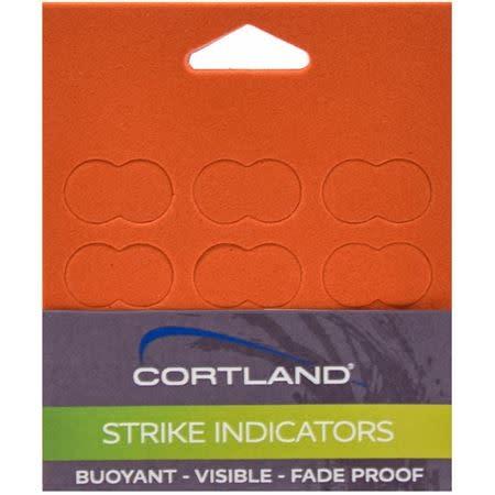 Cortland Cortland  Foam Strike Indicator