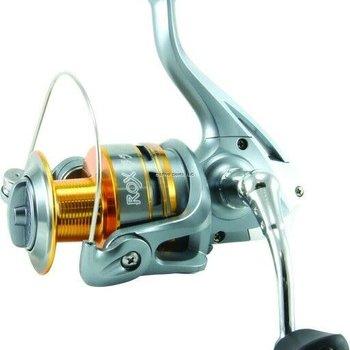Okuma Okuma ROX-20-CL ROX Spinning Reel 2BB, 5.1:1 Ratio, Alum Spool, Mono