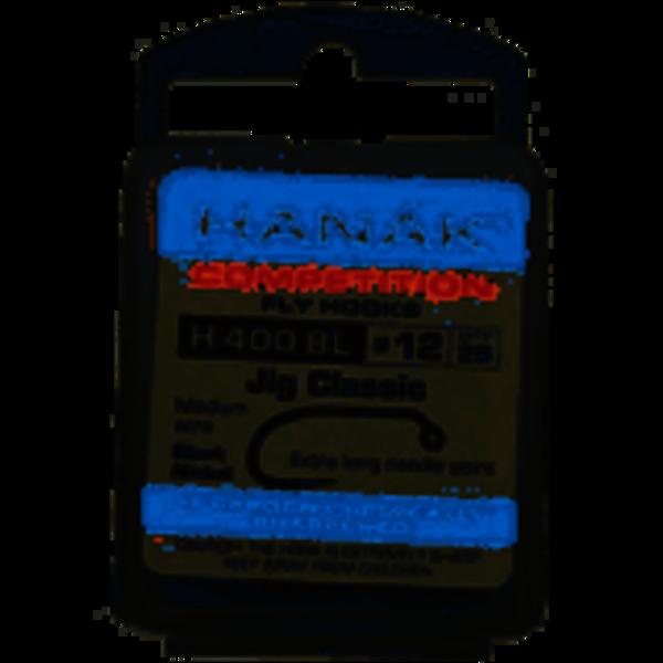 Hanak Hanak Hooks, Model 400, Sz 12, 25 pk