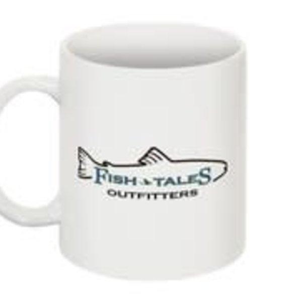 Vista Fish Tales Coffee Mugs
