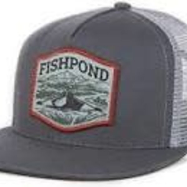 Fishpond Drifter Hat- Low Profile- Granite/Clouds