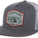 Fishpond Fishpond Drifter Hat- Granite/Clouds