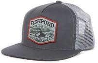 Fishpond Fishpond Drifter Hat- Granite/Clouds