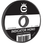 "Cortland Cortland Indicator Mono Leader .011"" /10.5 lbs 50' White"