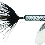 """Wordens 208-BL Rooster Tail In-Line Spinner, 2 1/4"""", 1/8 oz,"""