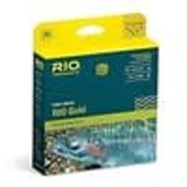 RIO RIO GOLD WF5F MOSS/GOLD Size: WF5F