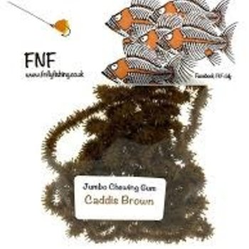FNF FNF  JUMBO CHEWING GUM CADDIS BROWN