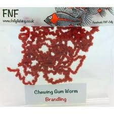 FNF FNF CHEWING GUM 3MM WORM BRANDLING