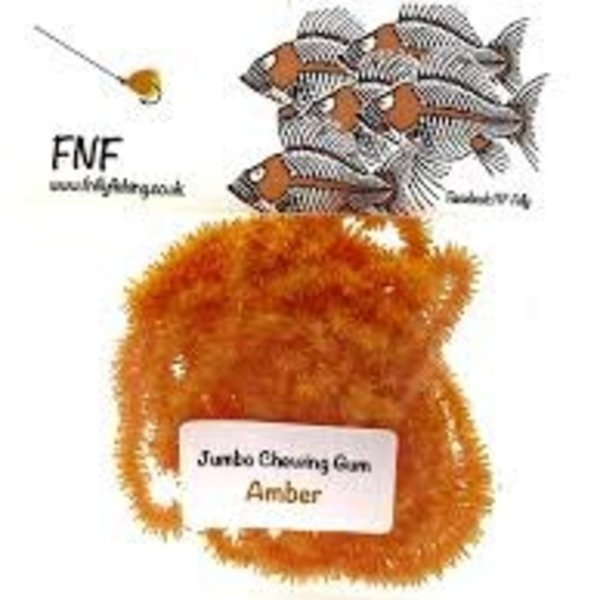 FNF FNF CHEWING GUM 3MM AMBER