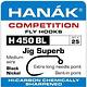 Hanak Hanak Hooks, H 450 BL  SIZE 16, 25 pk