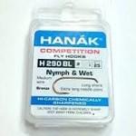 Hanak Hanak Hooks Stillwater and Wet, Model 230, Sz 10, 25 pk
