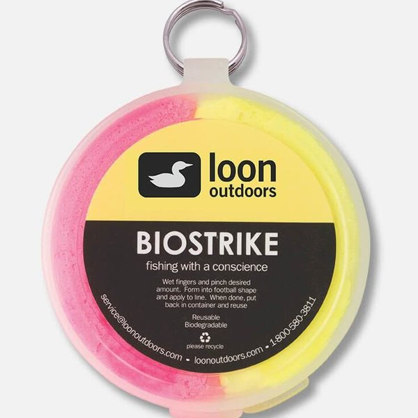 Loon Outdoors LOON BIOSTRIKE 50/50 PINK/CHAR INDICATOR