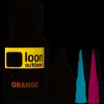 Loon Outdoors Loon UV Fly Finish Orange