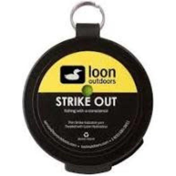 Loon Outdoors Loon Strike Two Indicator Yarn Green