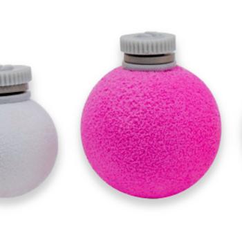 AIR-LOCK 1/2 Foam Indicators, 3 pack - Multi Color