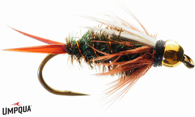 GB PRINCE NYMPH COPPER WIRE 14