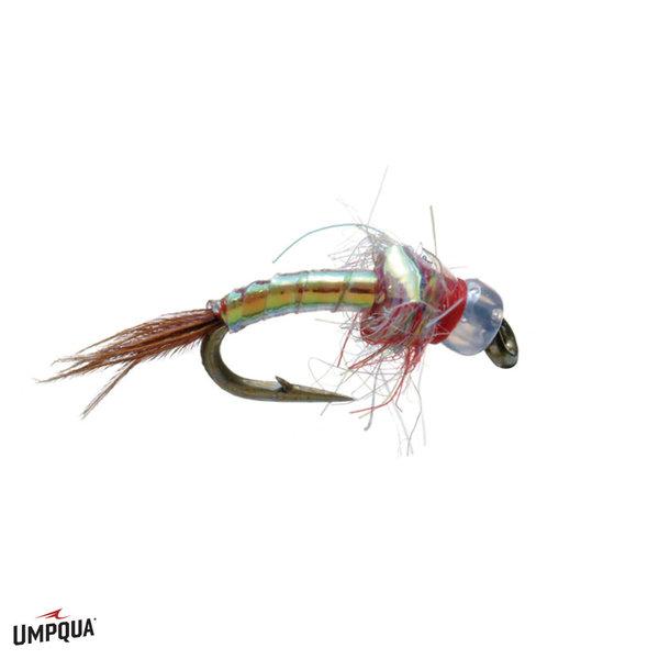 UMPQUA RAINBOW WARRIOR EGAN RED 16