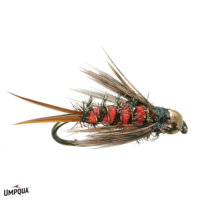 UMPQUA Bloody Mari Red Smoots Size 12