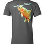 RIO RIO Rising Cutthroat Tee-Shirt Large