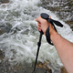South Fork/New Phase Teton Locking Staff/Wading Staff - Adjustable Length