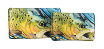 South Fork/New Phase No Slip Trout pattern Lycra EVA box Standard Size