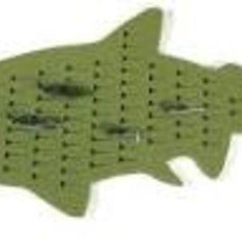 South Fork/New Phase Silicon Fly Drying Boat Patch
