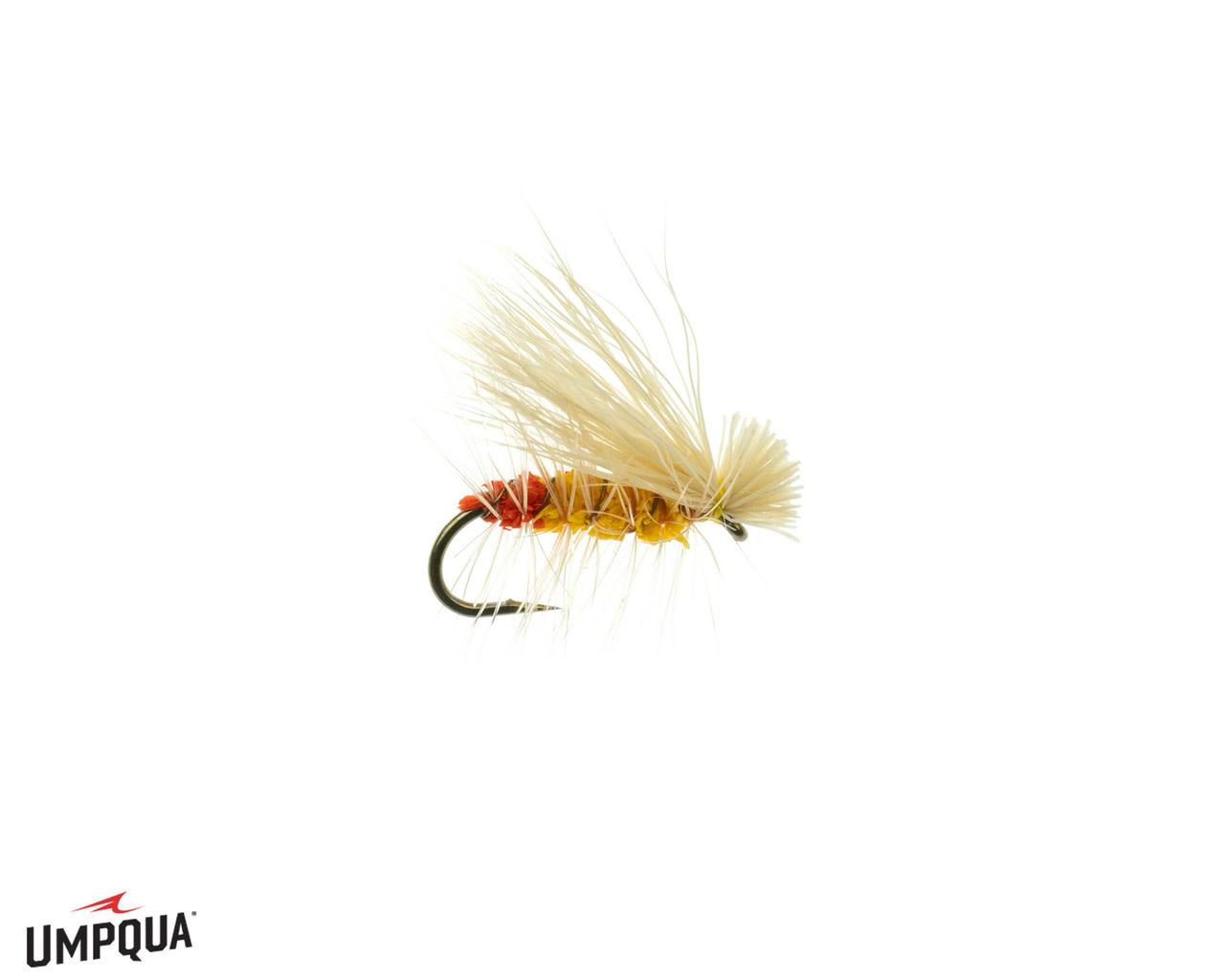 UMPQUA YELLOW SALLY STONE FLY  - SIZE 18