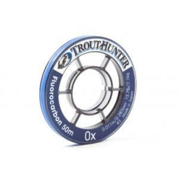 TROUTHUNTER TROUTHUNTER FLUORO -  5X  TIPPET