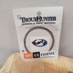 TROUTHUNTER FINESSE  - 9'  5X LEADER