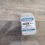 HANAK COMP HOOK DRY FLY H 130 BL #10 25 PACK