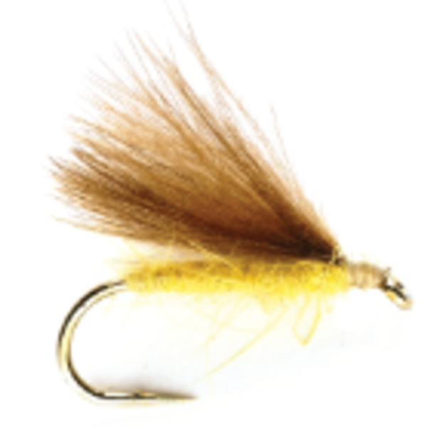 Fulling Mill YELLOW F FLY - SIZE 16