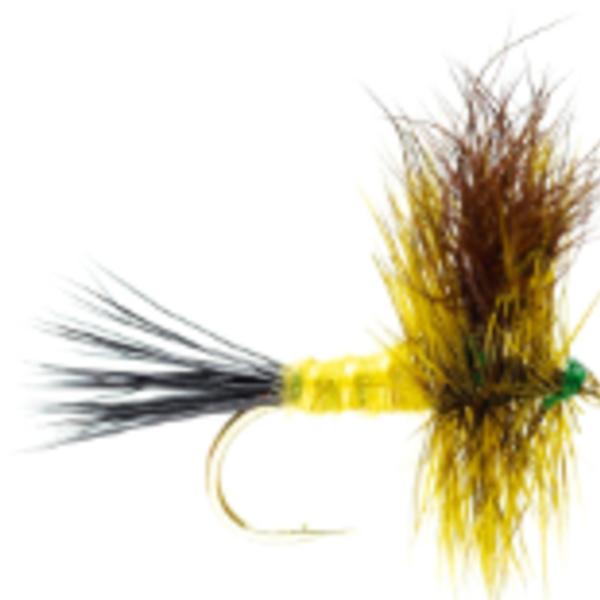 Fulling Mill Green Drake Wulff - Size 12