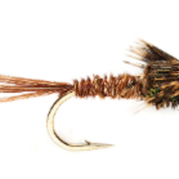 Fulling Mill American Pheasant Tail Peacock Size 16