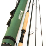 """MAXXON Outfitters GORGE FLY ROD - 7'6""""ft  3WT"""