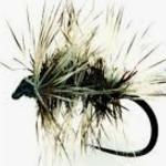 Fulling Mill Griffis Sparkle Gnat size 21