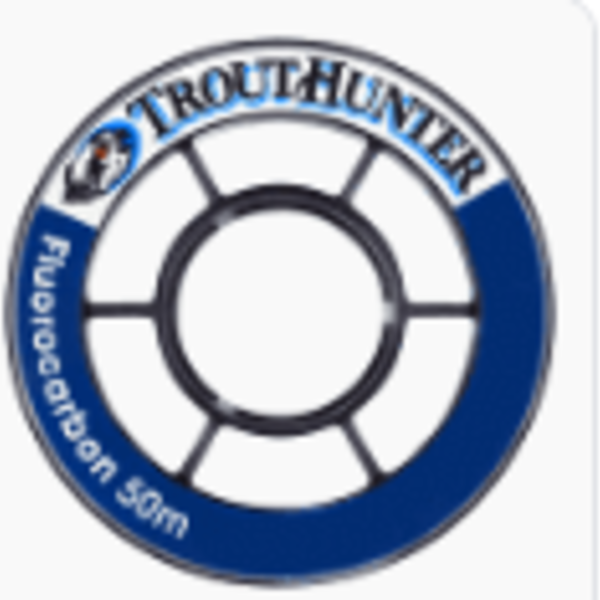 TROUTHUNTER TROUTHUNTER  7X fluorocarbon 50M