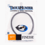 TROUTHUNTER TROUTHUNTER FINESSE  - 9'  7X LEADER