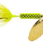 Wordens Wordens 208-BU Rooster Tail In-Line Bumblebee 1/8