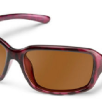 SunCloud SUNCLOUD FORTUNE MATTE TORTOISE POLARIZED BROWN