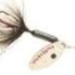 Wordens Wordens 208R-BL Rooster Tail red hook