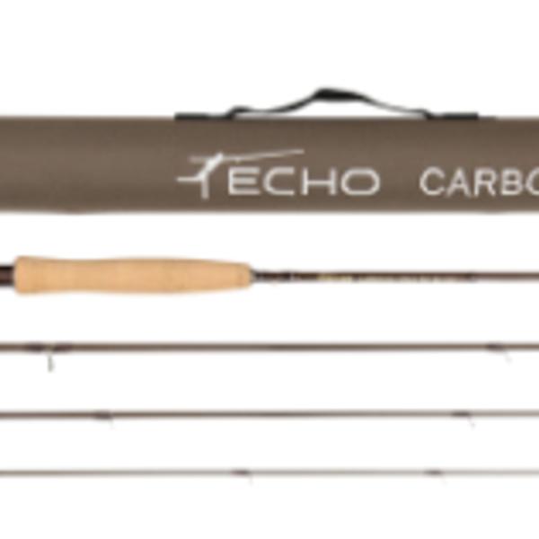 """Echo CARBON-XL 9'0"""" #5 Fly Rod"""