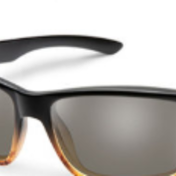 SunCloud MAYOR MATTE TORTOISE FADE POLARIZED GRAY