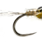 Twisted Mayfly  Olive B/L Size 14
