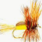 Fullingmill Yellow Humpy S12