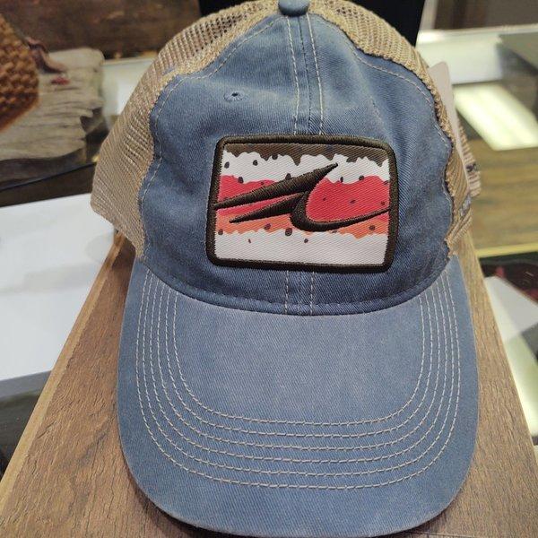 UMPQUA Pocket Water Hat - Steel /Khaki