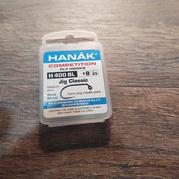 Hanak Hanak Hooks, Model 480, Sz 20, 25 pk