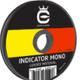"Cortland Cortland Indicator Mono  .011""/ 10.5 lbs 50' Bi-Color"